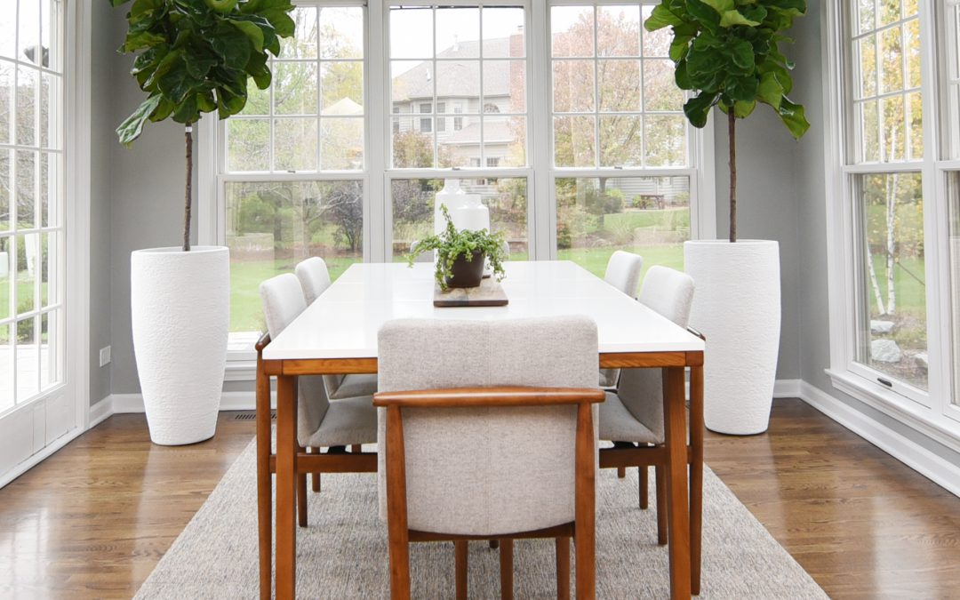 Glen Eagle Redesign Kitchen Table - Style It Home, LLC