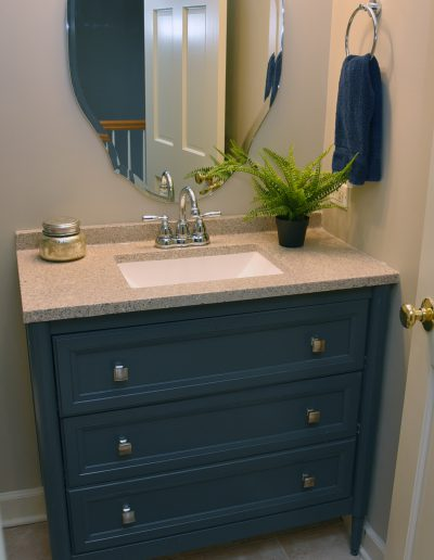 St. Charles Move-In Redesign Bathroom - Style It Home, LLC